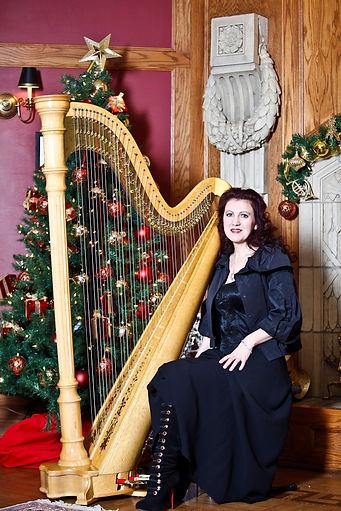 ontario wedding officiant ontario harpist