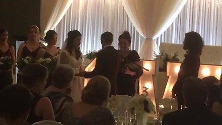 ontario wedding officiant ontario wedding harpist