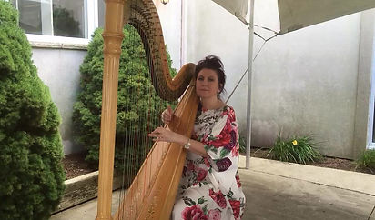 ontario harpist wedding harpist london ontario
