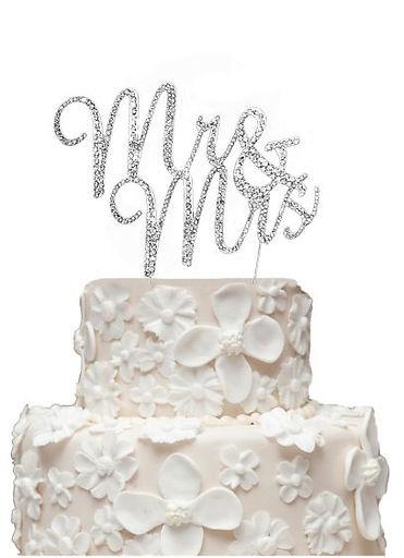 crystal wedding cake topper.jfif