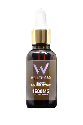 WellthCBD 1500mg