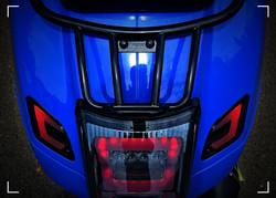 Vespa GTS300 Tuning • Custom • Mod