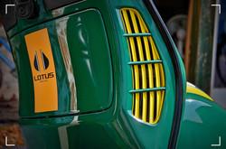 Vespa GTS300 Lotus Racing 15