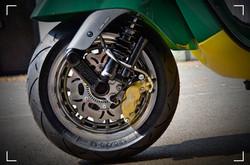 Vespa GTS300 Lotus Racing 10