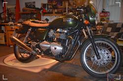 Original Triumph Thruxton