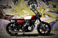 Yamaha XS750 BrownSugar 6