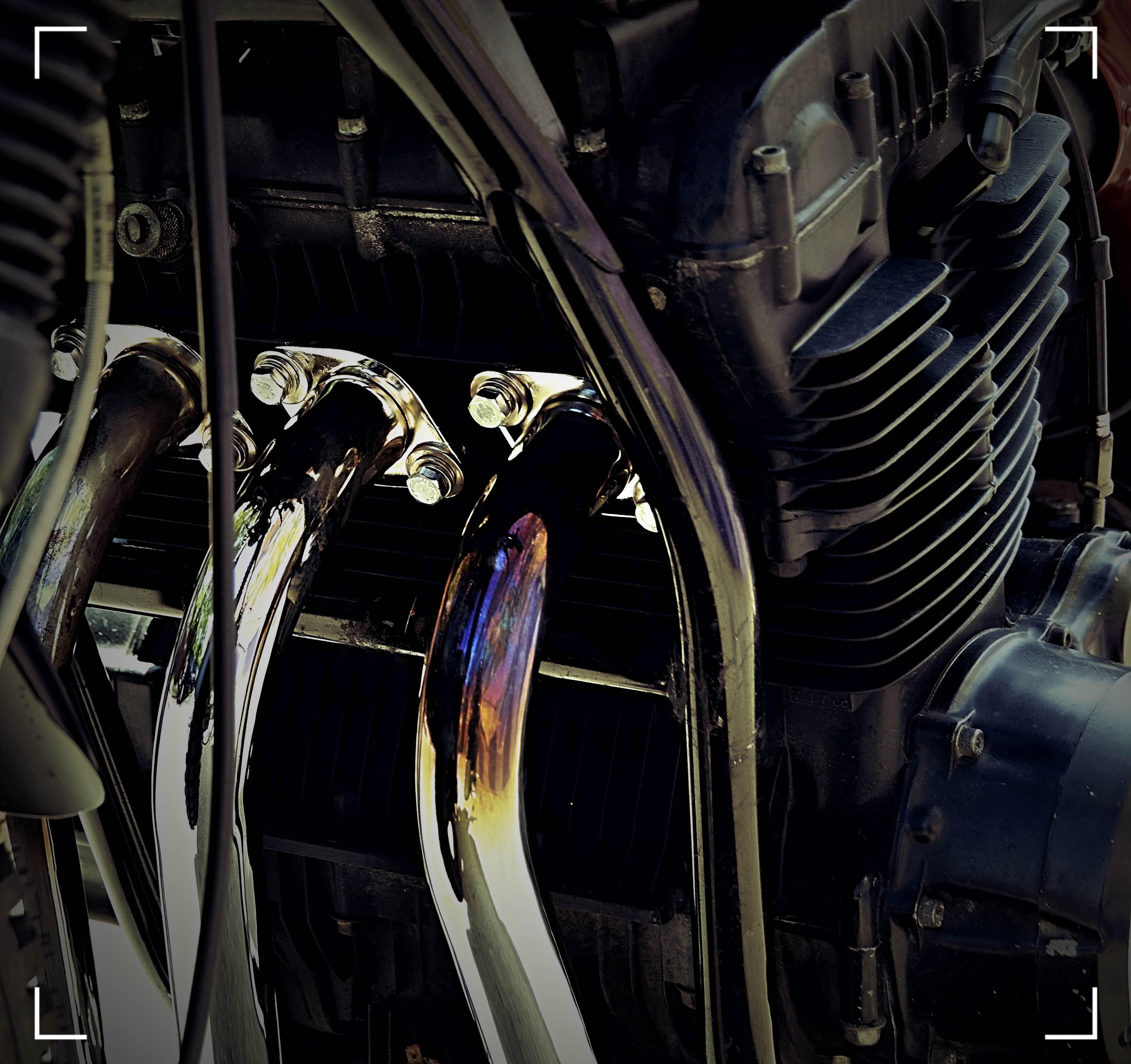 Yamaha XS750 BrownSugar 10