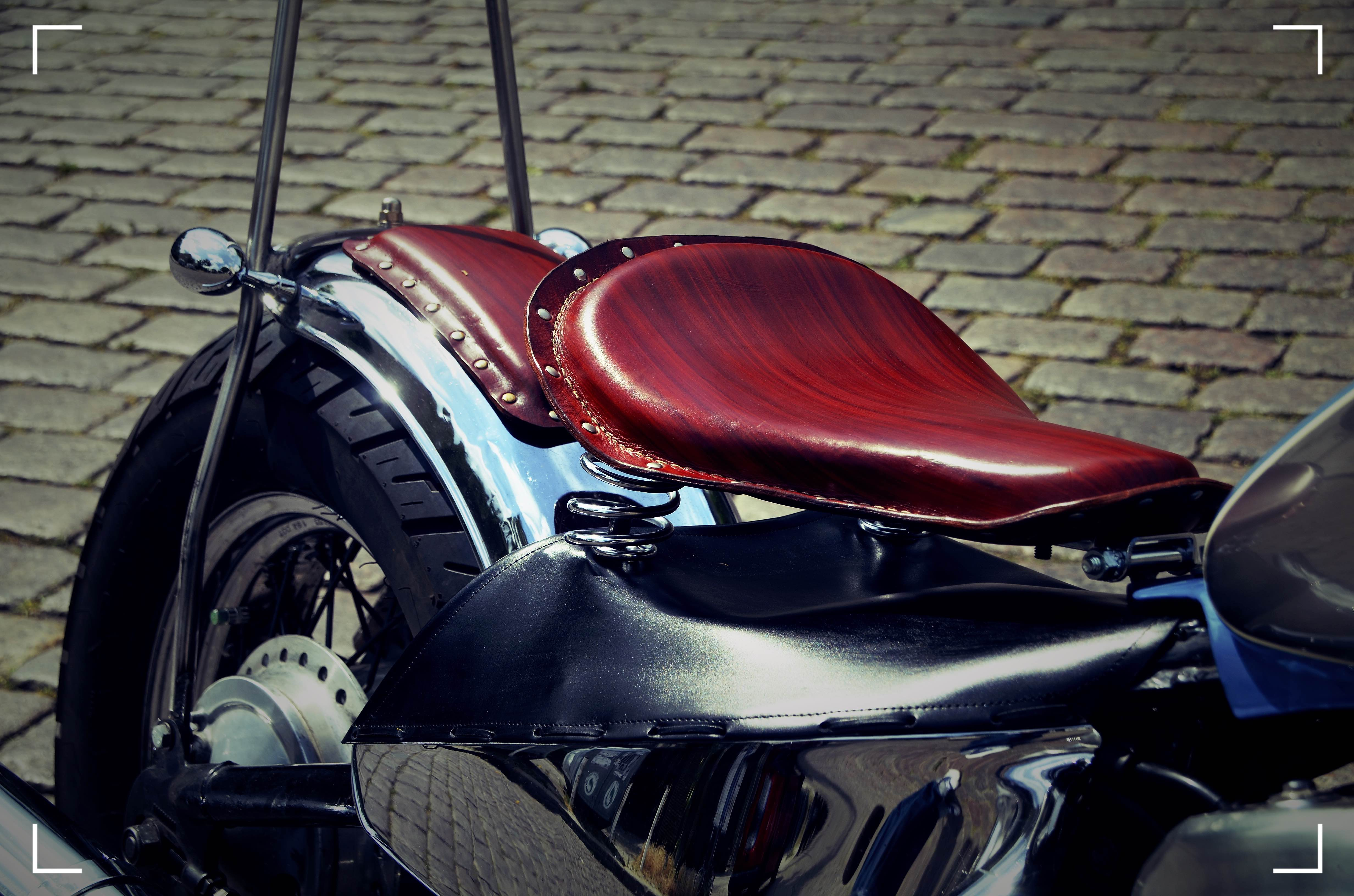 Honda VT600 Shadow Greyhound 8