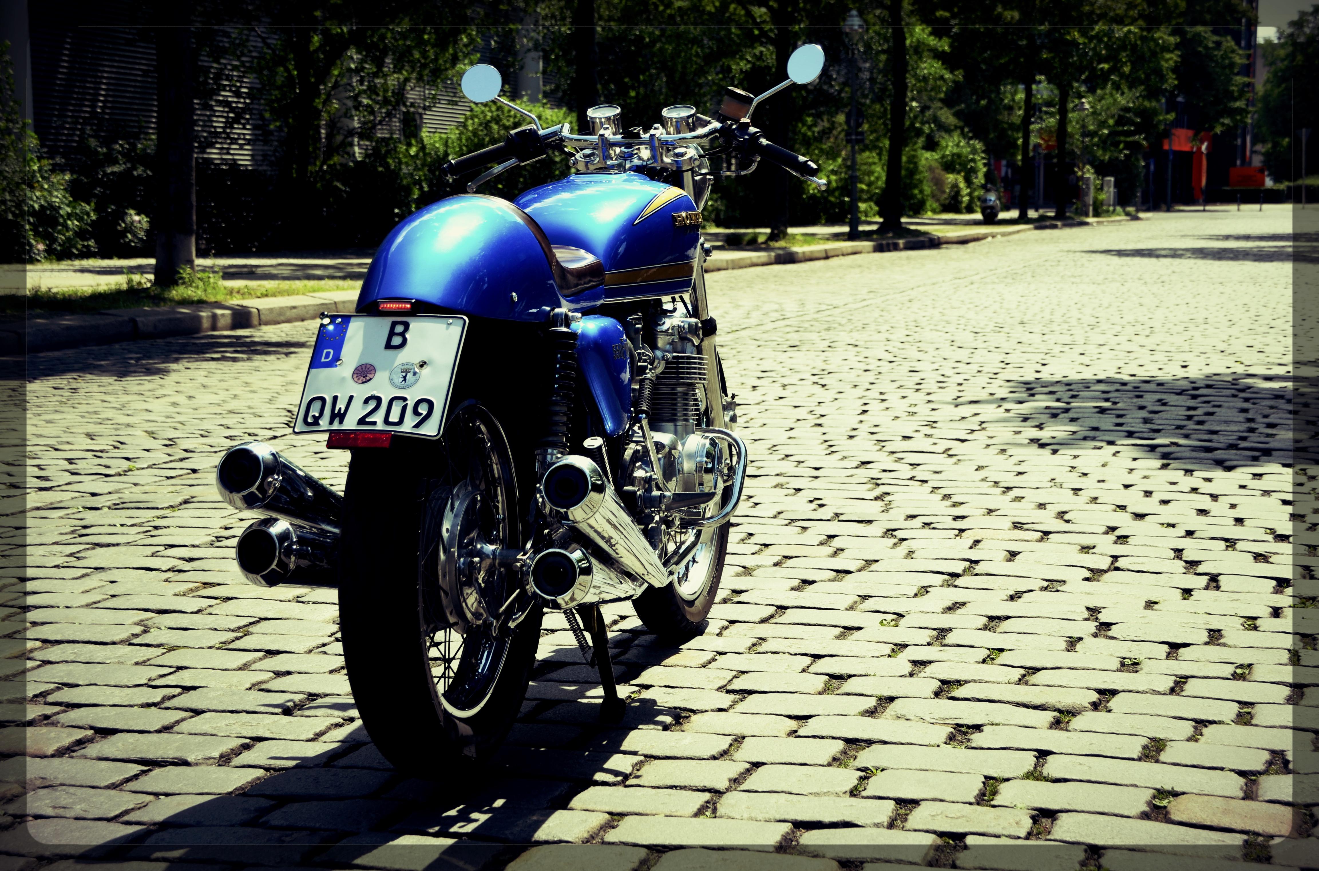 Honda CB 550 Four Cafe Racer 69 (11)
