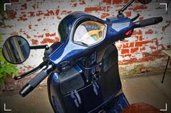 Vespa GTS300 Blu Notte