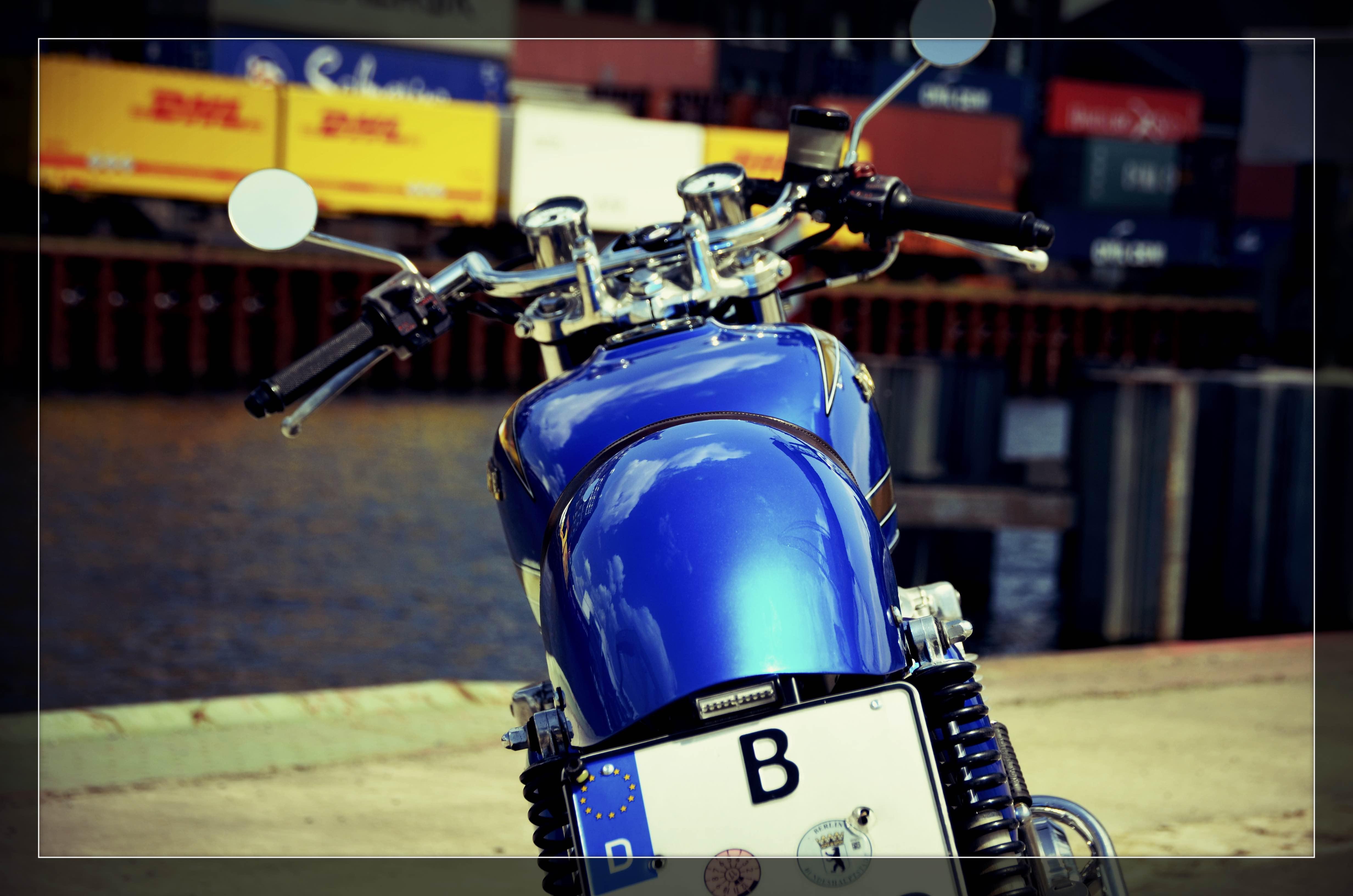 Honda CB 550 Four Cafe Racer 69 (6)