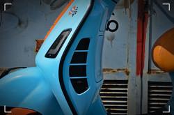 Vespa GTS300 Gulf II