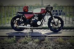 Yamaha XS750 BrownSugar 13