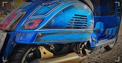 GTS300 Candy Blue