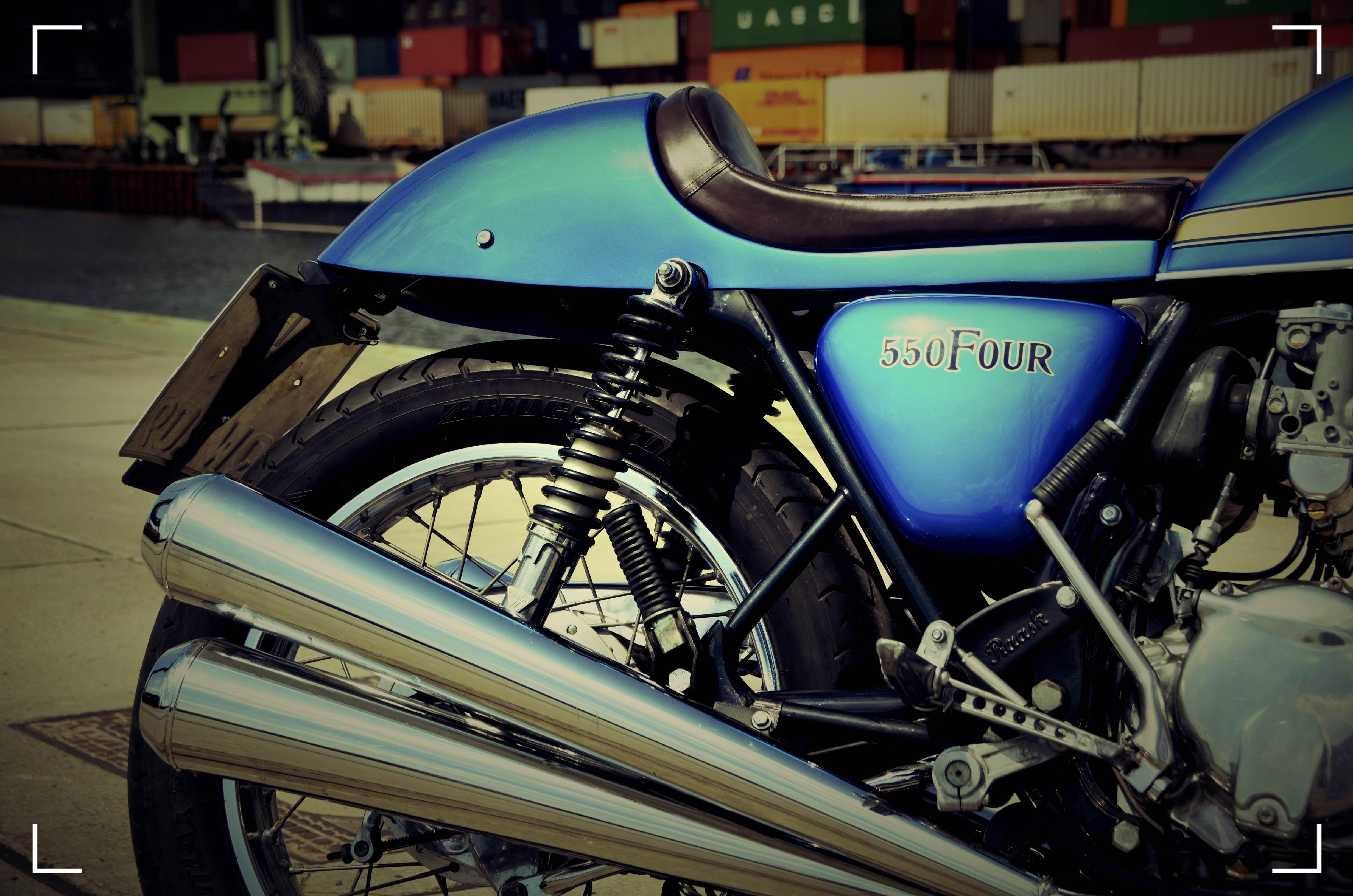Honda CB 550 Four Cafe Racer 69 (4)