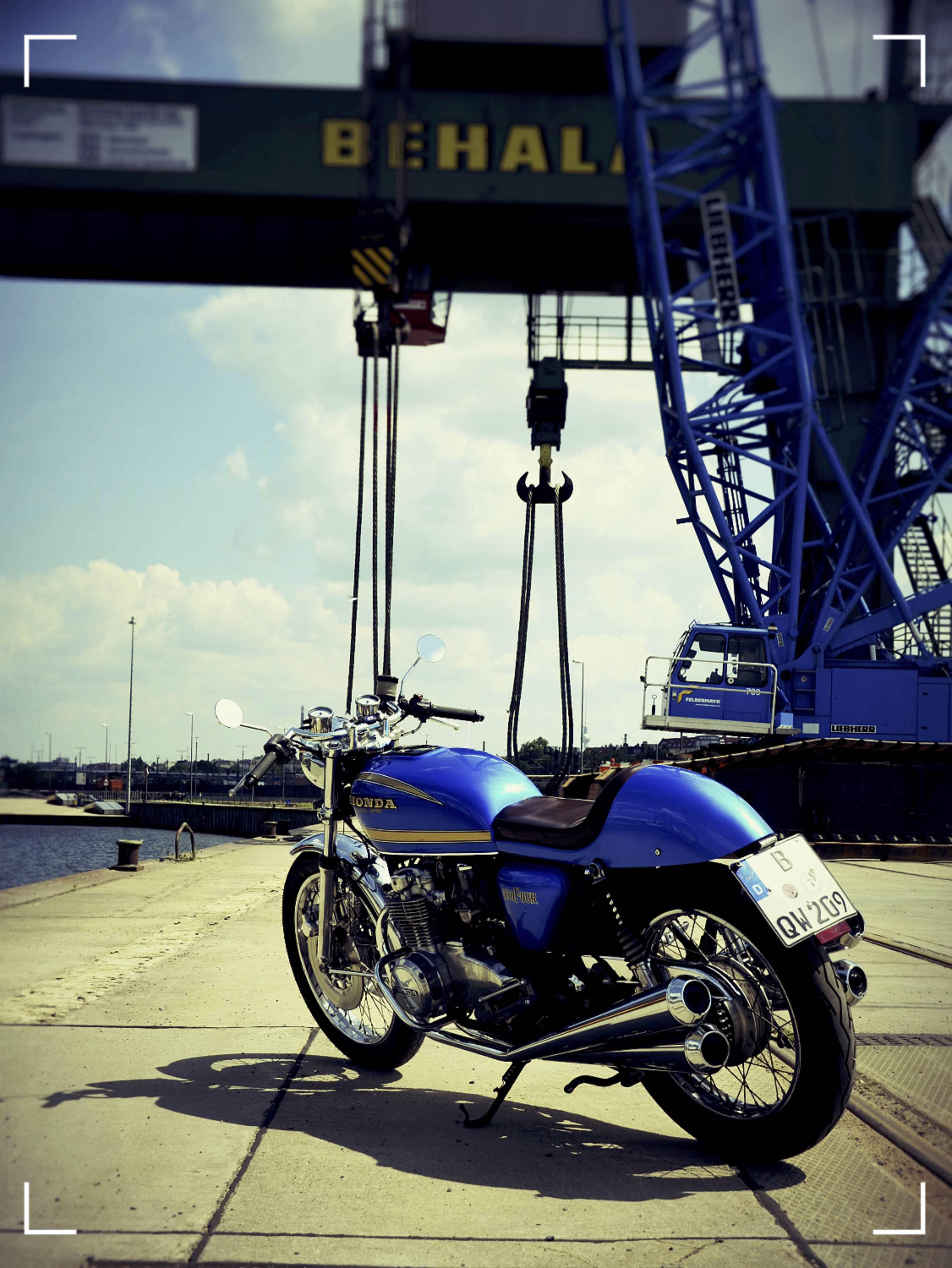Honda CB 550 Four Cafe Racer 69 (5)