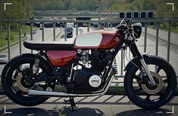 Yamaha XS750 BrownSugar 16