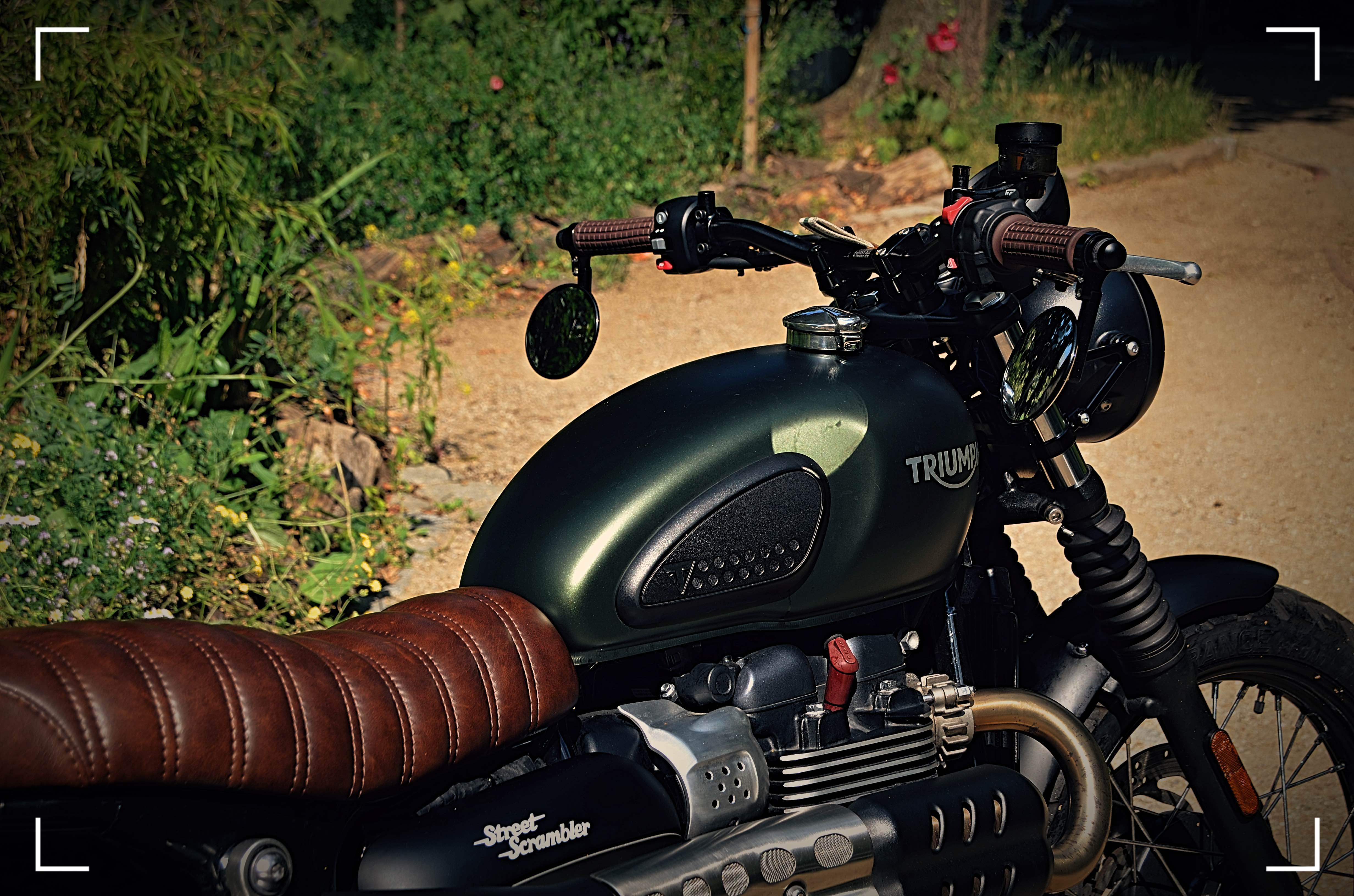 Triumph Scrambler 7