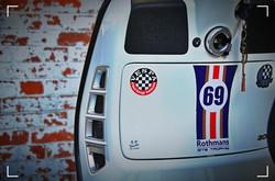 Vespa GTS300 Rothmans