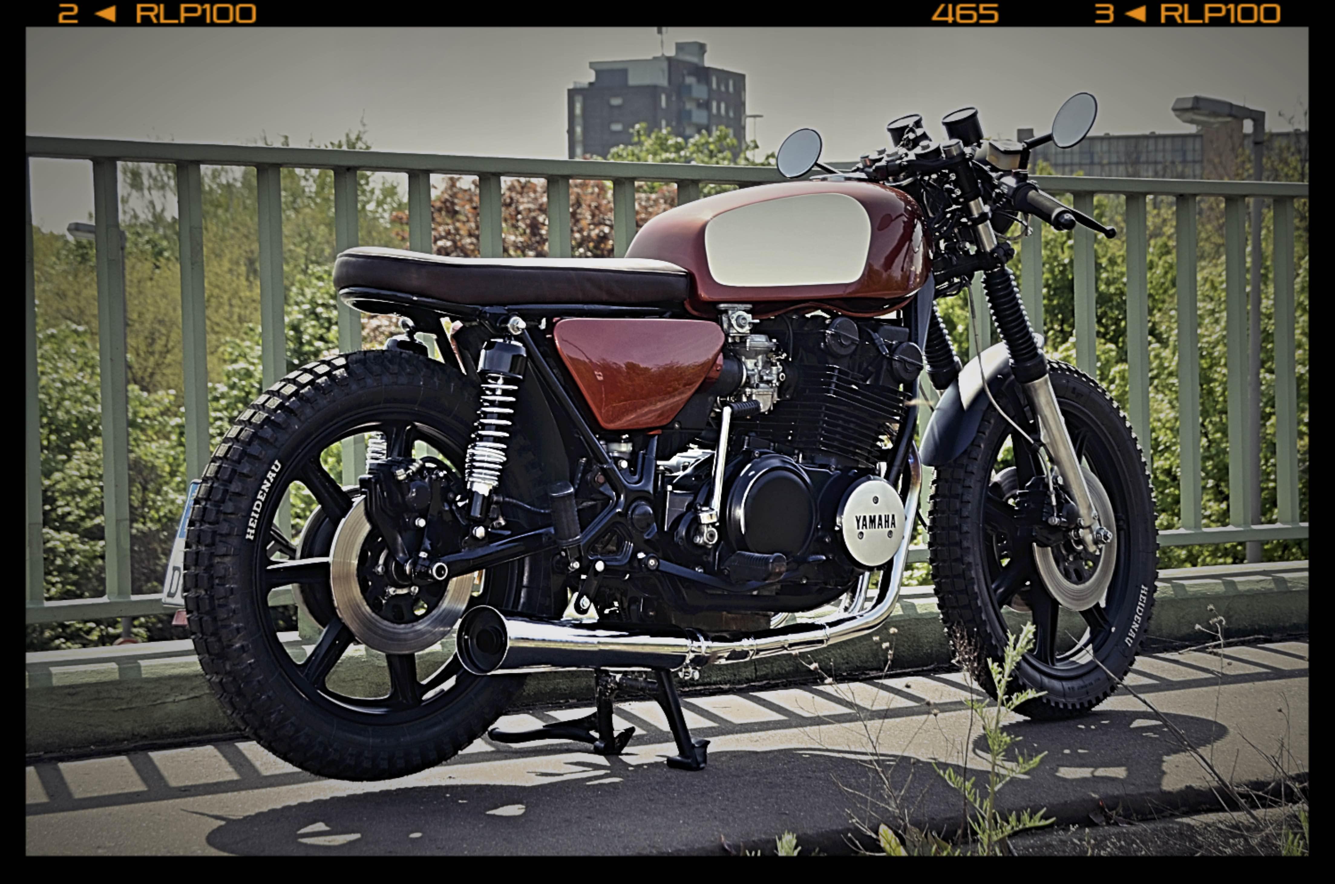 Yamaha XS750 BrownSugar 17