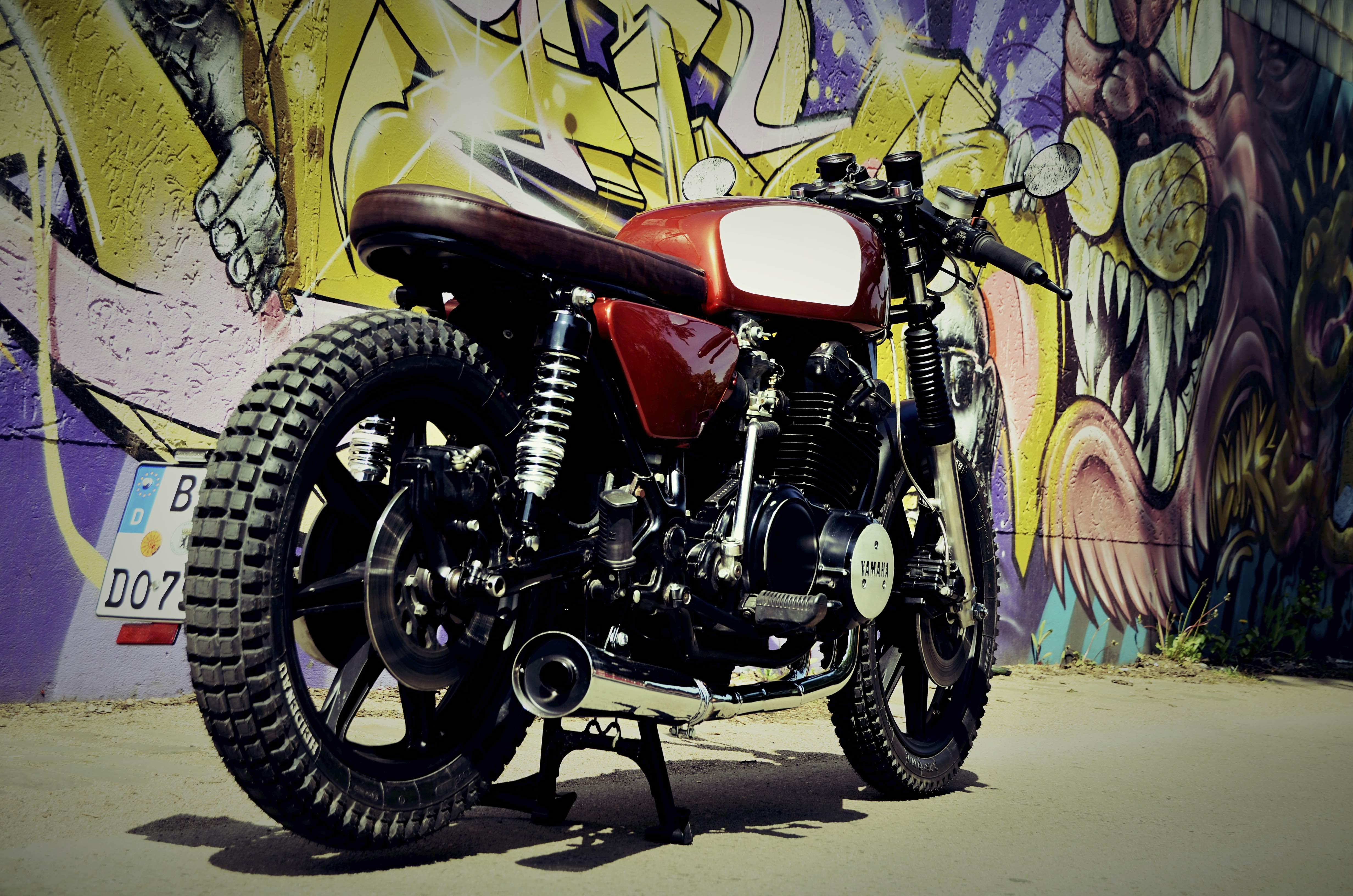 Yamaha XS750 BrownSugar 7