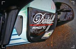 Vespa GTS300 Davidoff Racing