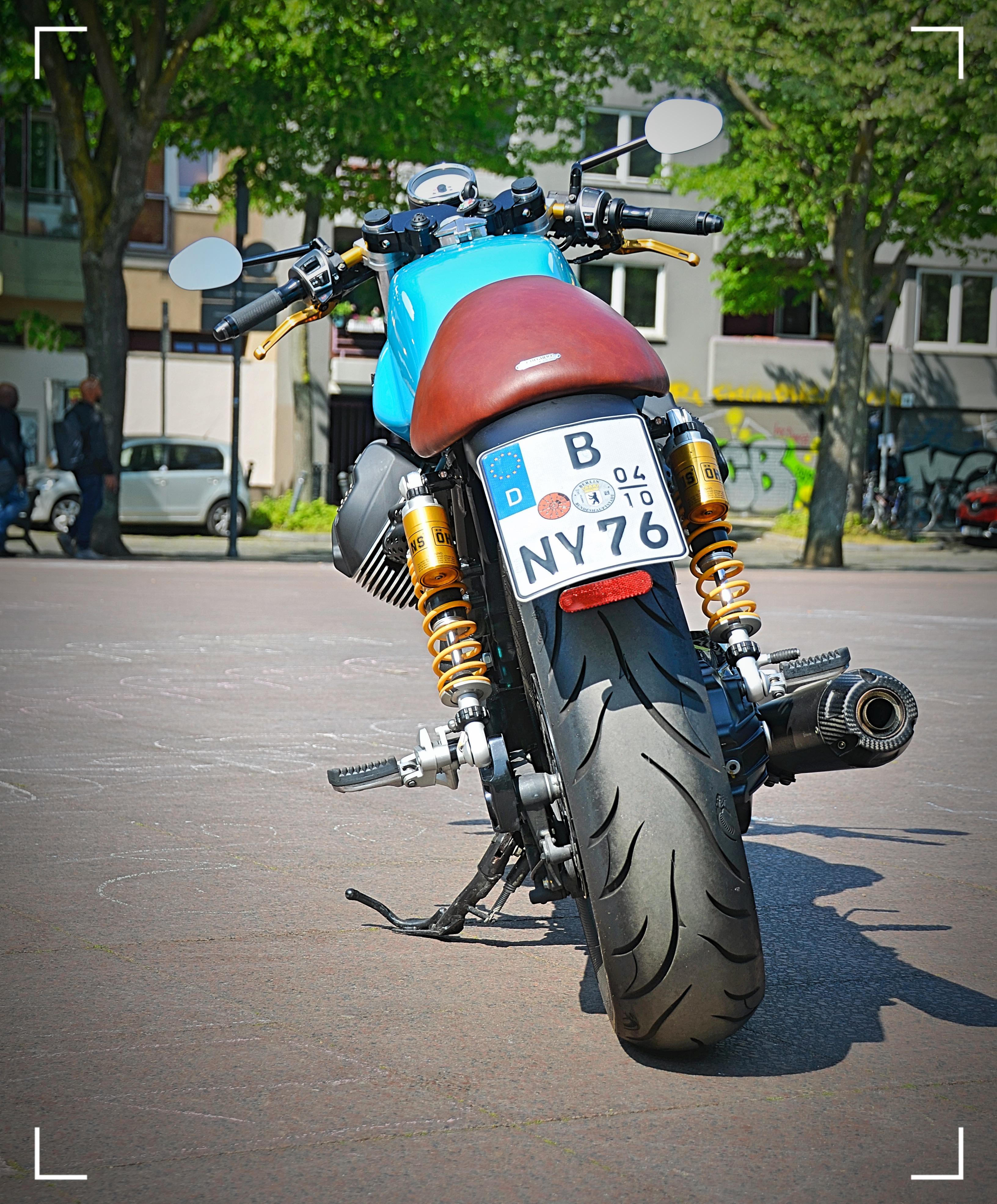 Moto Guzzi V9 Corsa Miami