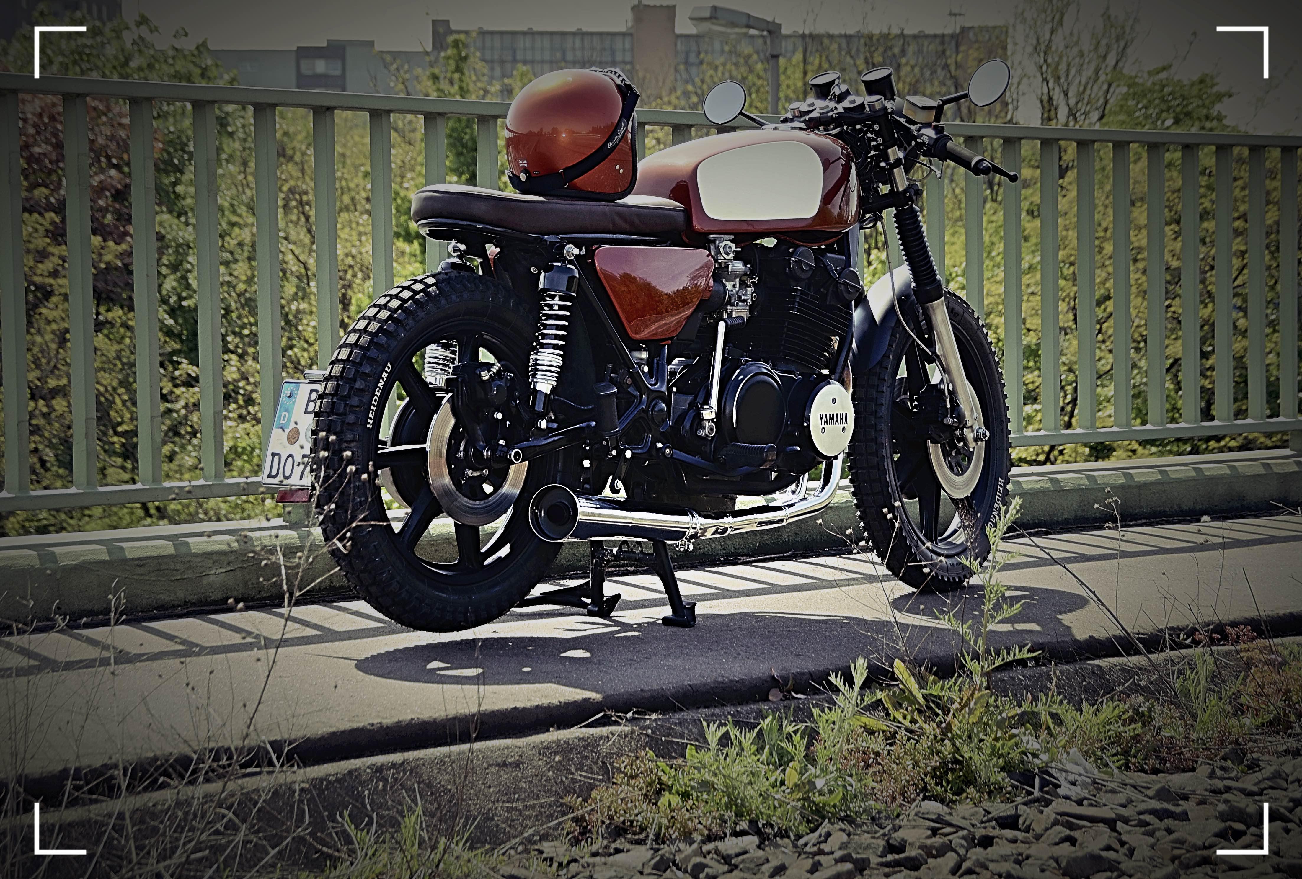 Yamaha XS750 BrownSugar 14