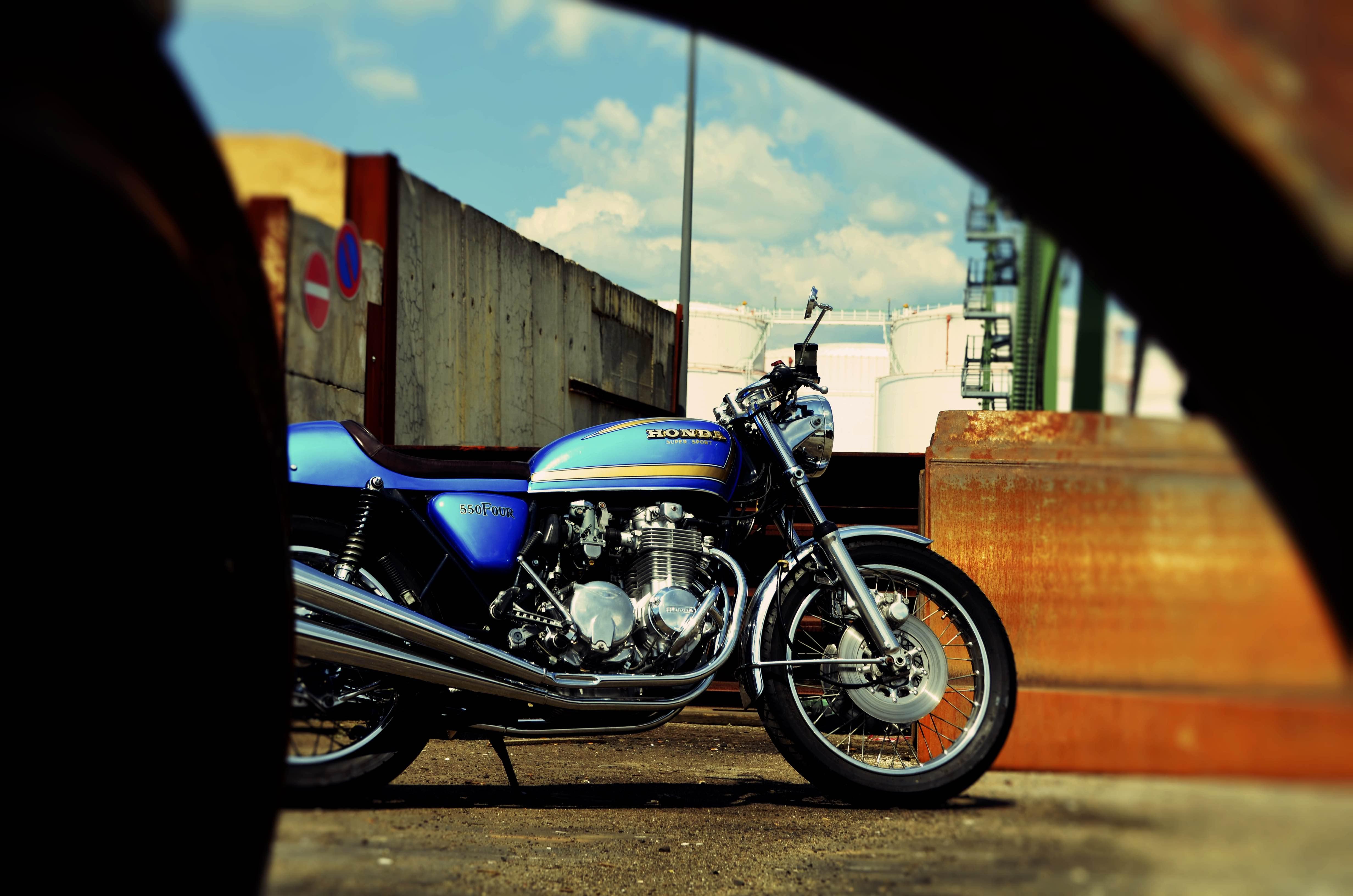 Honda CB 550 Four Cafe Racer 69 (12)