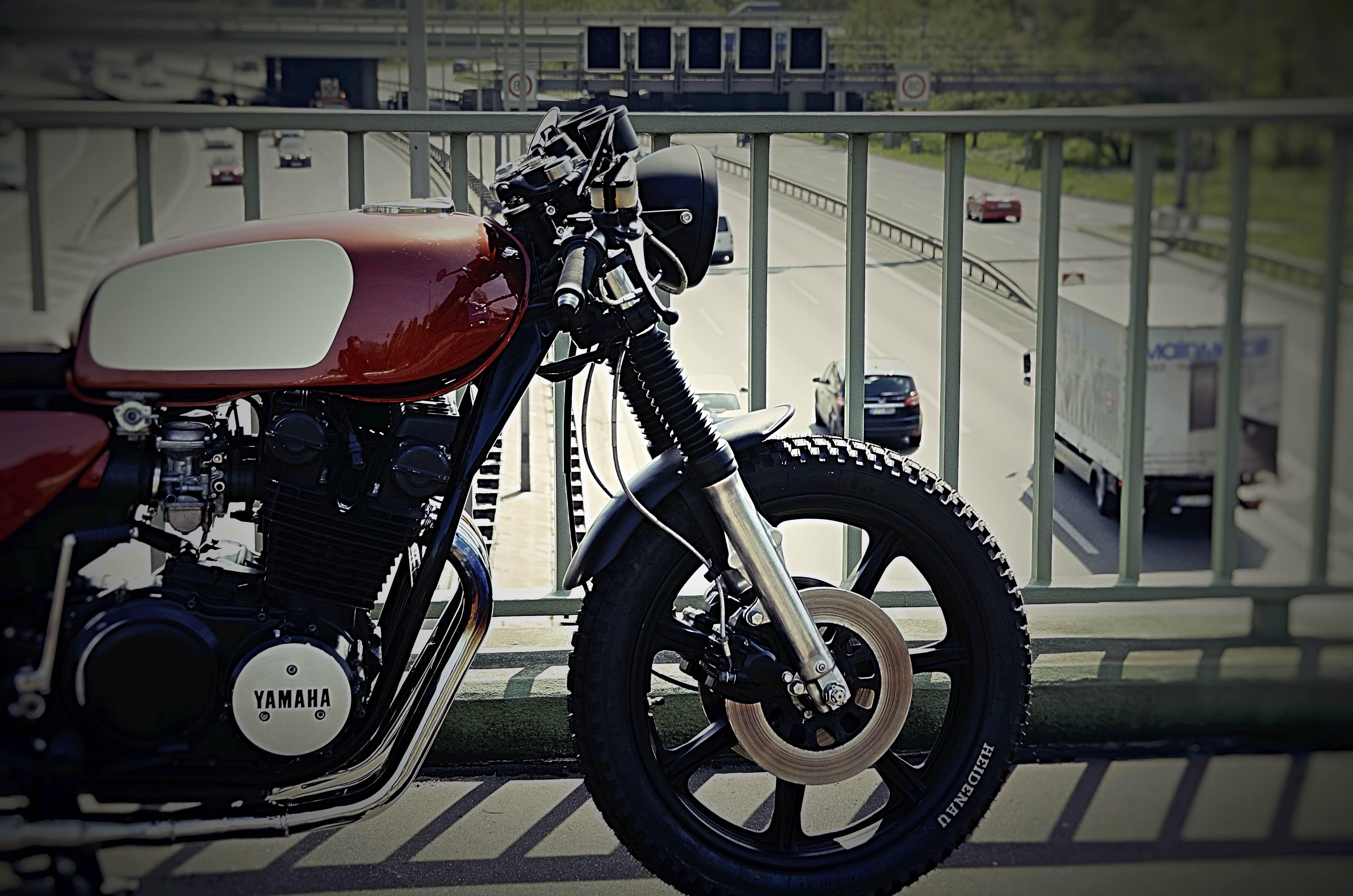Yamaha XS750 BrownSugar 15