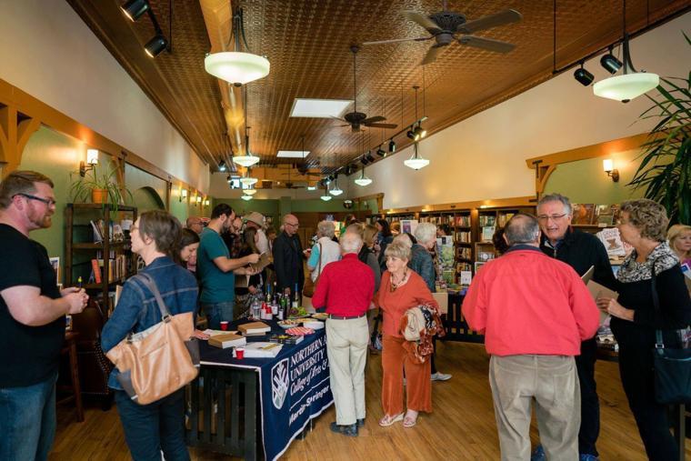 Flagstaff jewish Lives book store event.