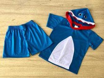 Pijama baby shark