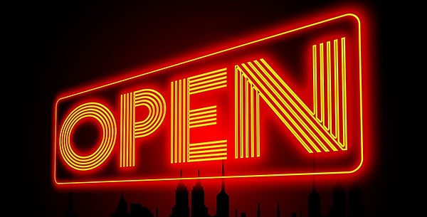 we-are-open-covid-19-s