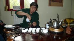 Cérémonie du thé - Pékin 2014