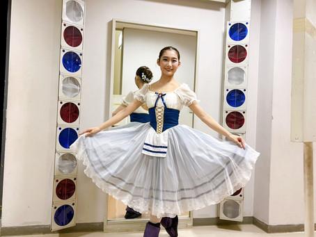【結果速報】第4回PIBCパシフィック・インターナショナル・バレエ・コンペティション 4位入賞 おめでとう🎊