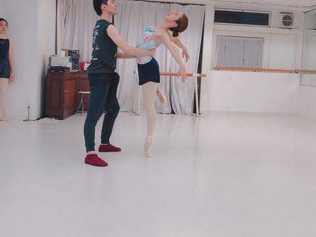 10年以上バレエ経験があり、たっぷり動きたい方は 火曜日、木曜日、土曜日へ