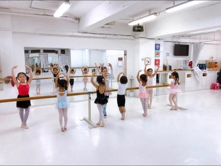 幼児クラス アンオーの練習