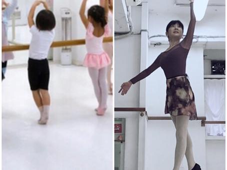バレエ体験秋クラス 幼児.小学生.中学生,大人の体験プログラム😊