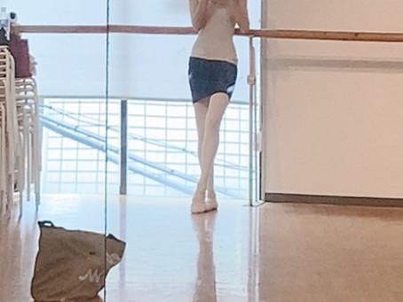 20歳からの大人に贈るバレエの時間