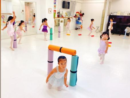 土曜日 3歳さんからの想像力を伸ばす 初めてのバレエ