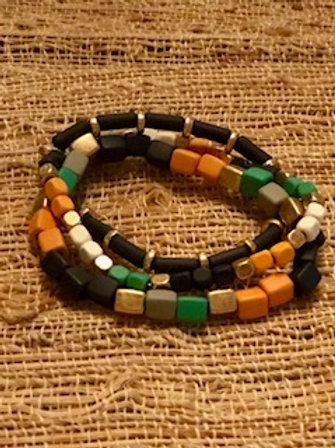 Coated Lego Bracelet