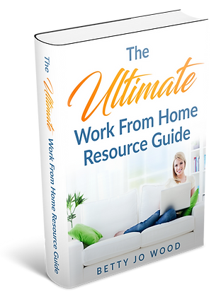 Ultimate Work From Home Resource Guide -Ebook