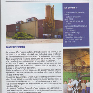 article magazine St Eloy juillet 18 001.