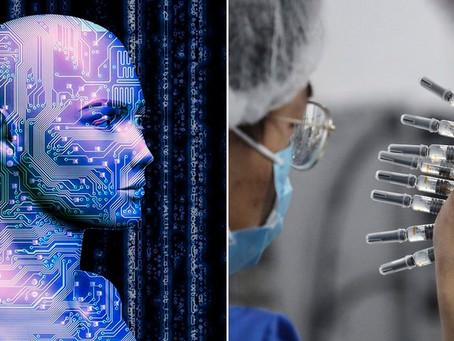 El rol de la inteligencia artificial contra el COVID-19 y cómo convencer a los escépticos antivacuna