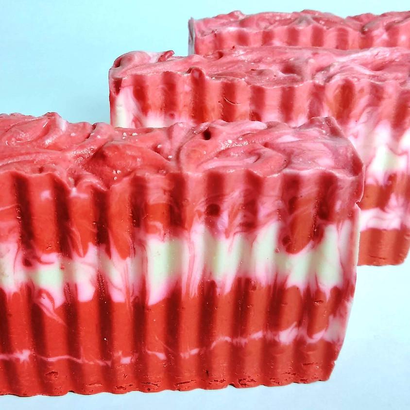 Fear No Lye:  Cold Process Soap (Natural Soap) (1)