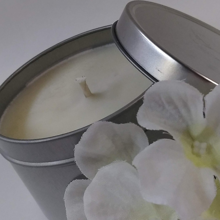 Soy Travel Candle |  Prairie State College