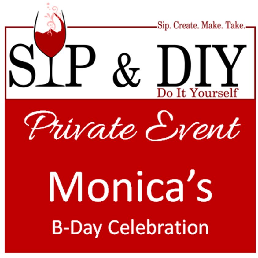Monica's Birthday Celebration