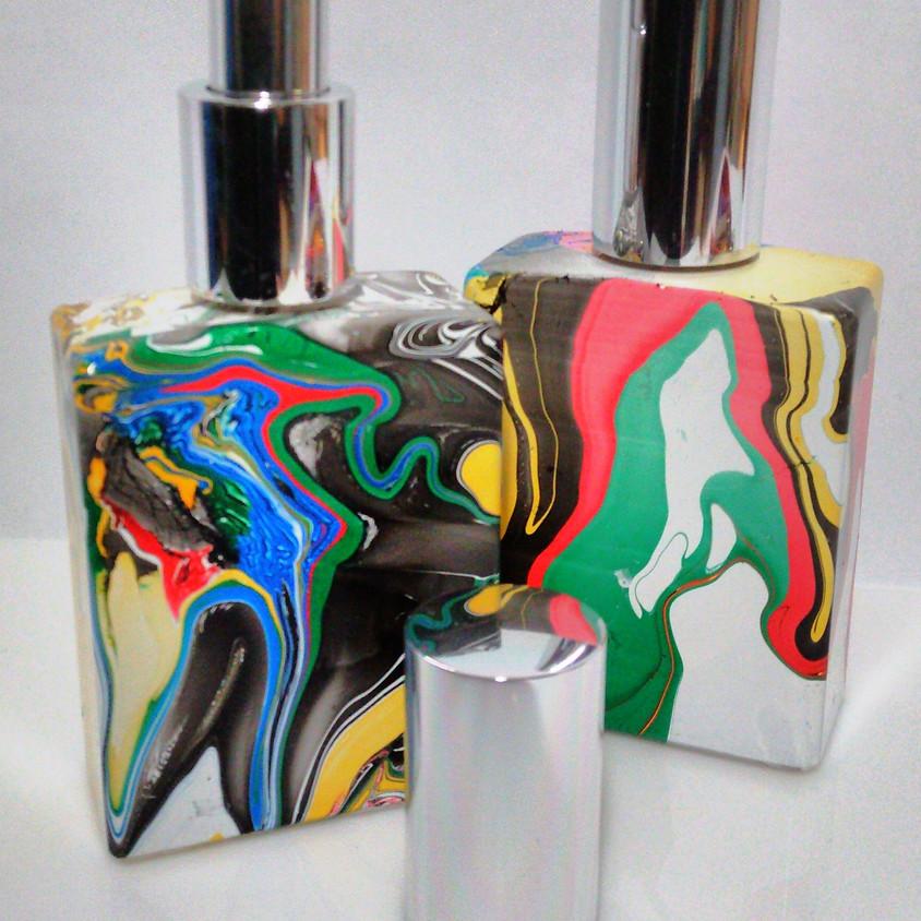 Perfume Bottle & DIY Custom Perfume - Tinley Park Park District
