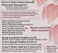 January Roast menu - Made with PosterMyW