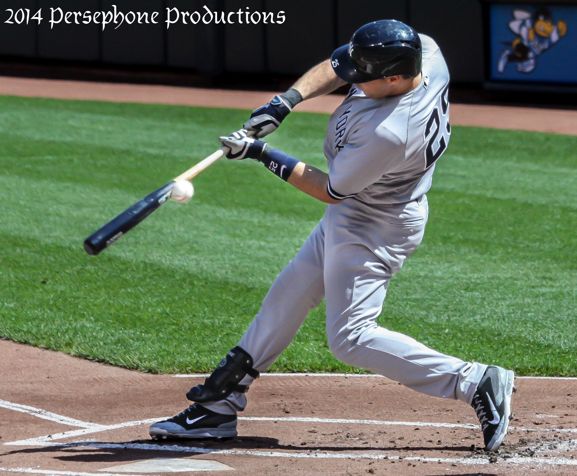 Mark Teixeira, NY Yankees